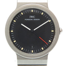 IWC【インターナショナルウォッチカンパニー】 腕時計 チタン/チタン メンズ