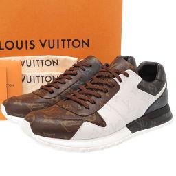 LOUIS VUITTON【ルイ・ヴィトン】 1A3N7V モノグラム スニーカー モノグラムキャンバス/モノグラムキャンバス メンズ