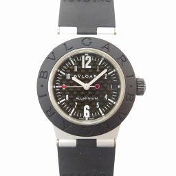 BVLGARI【ブルガリ】 AL29TA 腕時計 アルミ/ラバー レディース
