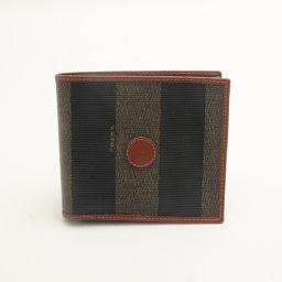 FENDI【フェンディ】 ペカン 二つ折り財布(小銭入れあり)  メンズ