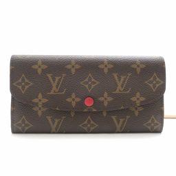 LOUIS VUITTON【ルイ・ヴィトン】 二つ折り財布(小銭入れあり) モノグラムキャンバス レディース