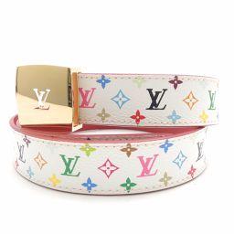 LOUIS VUITTON【ルイ・ヴィトン】 ベルト PVC レディース