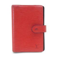 LOUIS VUITTON【ルイ・ヴィトン】 R20077 手帳カバー エピレザー レディース