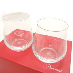 Baccarat【バカラ】 グラスペアセット CHATEAU その他 クリスタルガラス ユニセックス