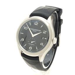 Baume & Mercier【ボーム&メルシェ】 腕時計 ステンレス/レザー メンズ