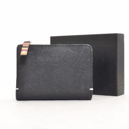 Paul Smith【ポール・スミス】 二つ折り財布(小銭入れあり) 牛革 メンズ