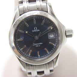 OMEGA【オメガ】 シーマスター 腕時計 SS レディース