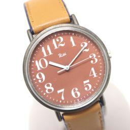 SEIKO【セイコー】 RIKI WATANABE COLLECTION ALBA アルバ メンズ腕時計 腕時計 /SS/革ベルト メンズ