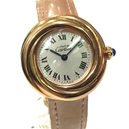 CARTIER【カルティエ】 トリニティ ヴェルメイユ 腕時計  レディース