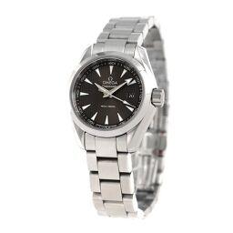 【中古】オメガ(OMEGA) シーマスター アクアテラ 150M 腕時計  レディース