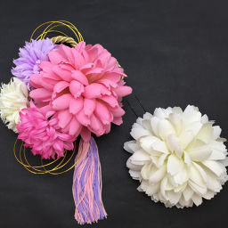 ()Watmosphere Cute ワトモスフィア キュート 8W206 ピンク  和装小物