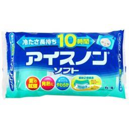 白元アース アイスノンソフト 冷却枕 衛生医療 氷枕 ソフトタイプ