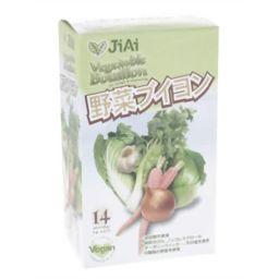 井村屋 JiAi(ジアイ) 野菜ブイヨン 5g×14本 フード スープの素(洋風だし)