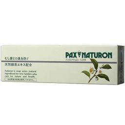 太陽油脂 パックスナチュロン ハミガキ 120g 日用品 自然派歯磨き