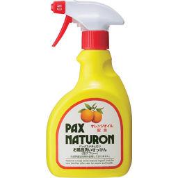 太陽油脂 パックスナチュロン お風呂洗いせっけん(泡スプレー) 500ml 日用品 洗剤 おふろ用