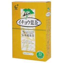 高味園 イチョウ葉茶 ティーパック32P 健康食品 イチョウ葉茶