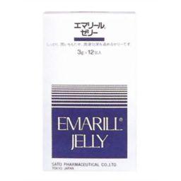 佐藤製薬 佐藤製薬 エマリール ゼリー 3g×12包 衛生医療 潤滑剤