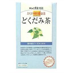 がんこ茶家 おらが村の健康茶 どくだみ茶 健康食品 どくだみ茶