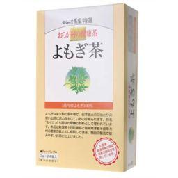 がんこ茶家 おらが村の健康茶 よもぎ茶 健康食品 よもぎ茶