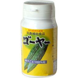 生活工房 国産 ゴーヤ種子ごと100%粒 健康食品 ゴーヤー・苦瓜(ニガウリ)