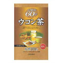 オリヒロ オリヒロ ウコン茶 お徳用 1.5g×60包 健康食品 ウコン茶(うこん茶)