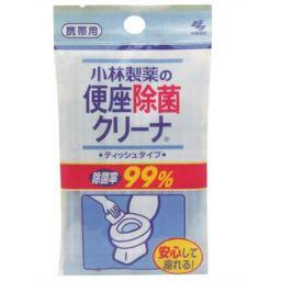 小林製薬 便座除菌クリーナー ティッシュタイプ 10枚 日用品 便座クリーナー