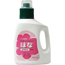 ハイネリー ハイネリー 純植物性 はな 無香料 1200ml 日用品 環境洗剤(エコ洗剤) 衣類用