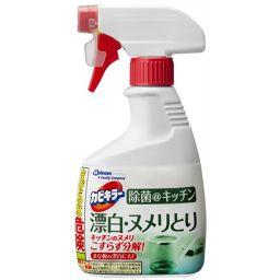 ジョンソン カビキラー 除菌@キッチン 400g 日用品 漂白剤 キッチン用