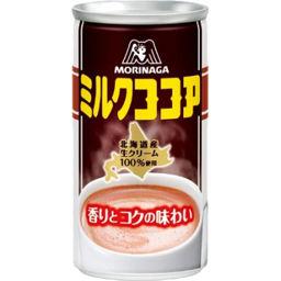森永製菓 【ケース販売】森永 ミルクココアドリンク 190g×30本 水・飲料 ココア