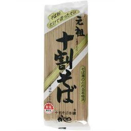 山本かじの 元祖 十割そば 200g フード そば(乾麺)