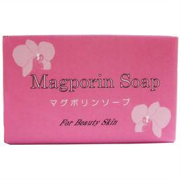 かつらぎ マグポリンソープ 105g 日用品 自然派石鹸