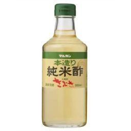 マルカン酢 マルカン 本造り純米酢 きぶき 500ml フード 純米酢