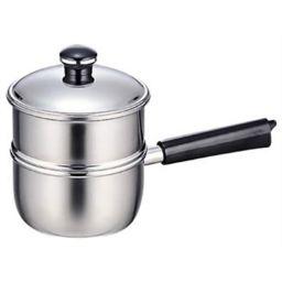 宮崎製作所 オブジェ 蒸し器 16cm OJ-3-1S ホーム&キッチン 蒸し器・せいろ