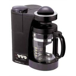 パナソニック パナソニック ミルつき浄水コーヒーメーカー NC-S35P-K 家電 ミル付きコーヒーメーカー