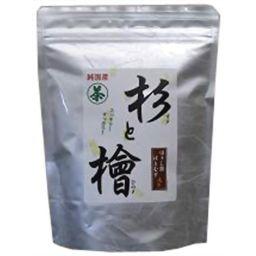 宝山九州 純国産茶 杉と檜 ほうじ茶はとむぎ入り 5g×30袋 健康食品 杉茶(杉の葉茶)