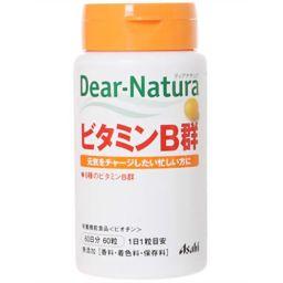 アサヒフードアンドヘルスケア ディアナチュラ ビタミンB群 60粒 健康食品 ビタミンB