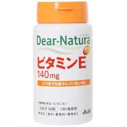 アサヒフードアンドヘルスケア ディアナチュラ ビタミンE 60粒 健康食品 ビタミンE(トコフェロール)