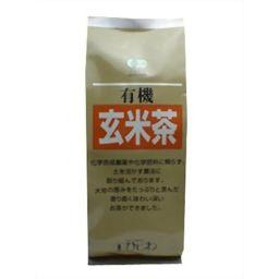 菱和園 ひしわ 有機 玄米茶 200g 健康食品 玄米茶
