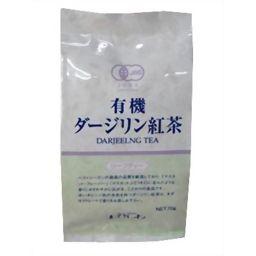 菱和園 ひしわ 有機 ダージリン紅茶 70g 水・飲料 紅茶全部