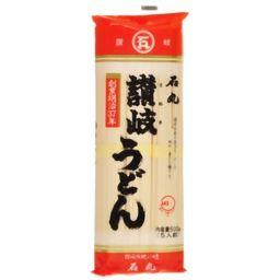 石丸製麺 讃岐うどん 500g フード うどん