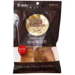 アスク ジャパンプレミアム 豚の耳 2枚入り ペット用品 厳選素材・おやつ(犬用)