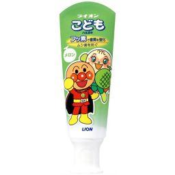 ライオン ライオンこどもハミガキ メロン(ライオン) 40g 日用品 こども用歯磨き粉