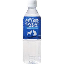 アース・バイオケミカル ペットスエット 500ml ペット用品 飲料水(ペット用)