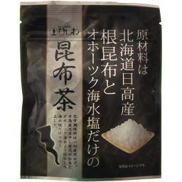 菱和園 ひしわ 昆布茶 50g 水・飲料 昆布茶