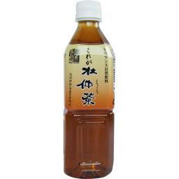 サンメクス これが杜仲茶 500ml×24本 健康食品 杜仲葉