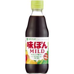 ミツカン ミツカン 味ぽんMILD 360ml フード ポン酢(ぽん酢)