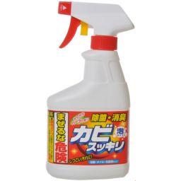 ロケット石鹸 カビスッキリ ハーブ スプレー 400ml 日用品 防カビ・カビとり(おふろ用)