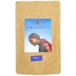 エコノワ 太陽と大地のヘナ ブルー 100g 化粧品 ヘナパウダー