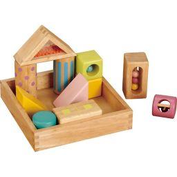 エド・インター 音いっぱいつみき 806371 ベビー&キッズ ブロック(積み木)・木のおもちゃ