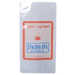 ナキュア EPA・DHA・DPAオイル 120粒 健康食品 EPA